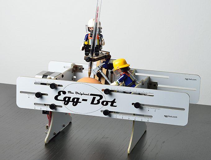 EggBot : pour les enfants et les plus grands