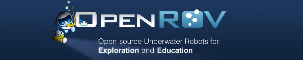 OpenROV : Robot sous-marin d'exploration