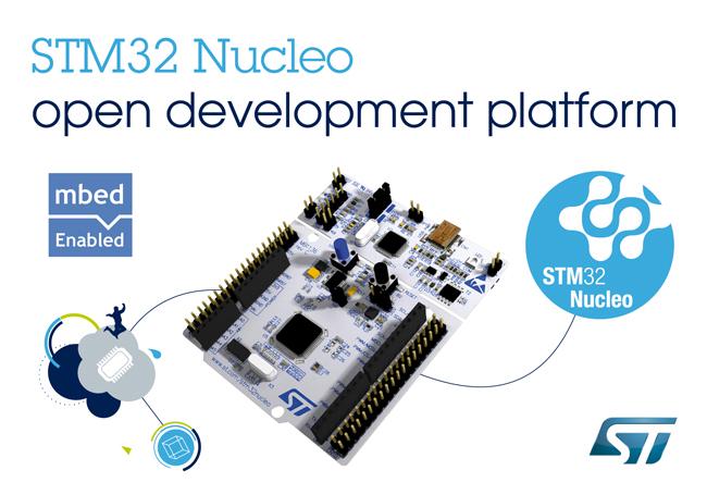 STMicroelectronique présentera le tout nouveau STM32 Nucleo à la prochaine soirée GeekBidouille !