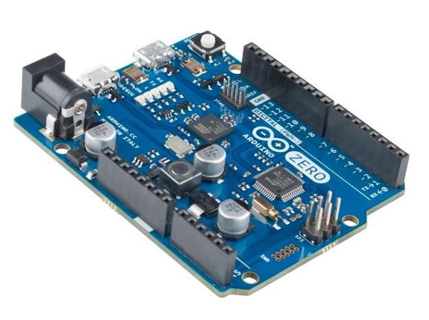 Présentation du dernier né de la famille Arduino : Le Zero